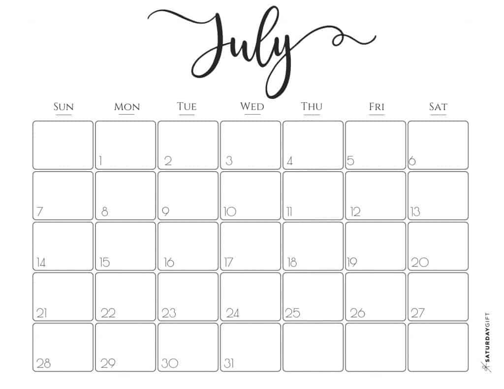 photograph about Pretty Printable Calendar called Classy 2019 Calendar Totally free Printables SaayGift