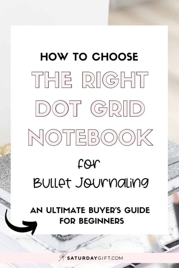 Best notebooks for bullet journaling - my review + ultimate buyer's guide
