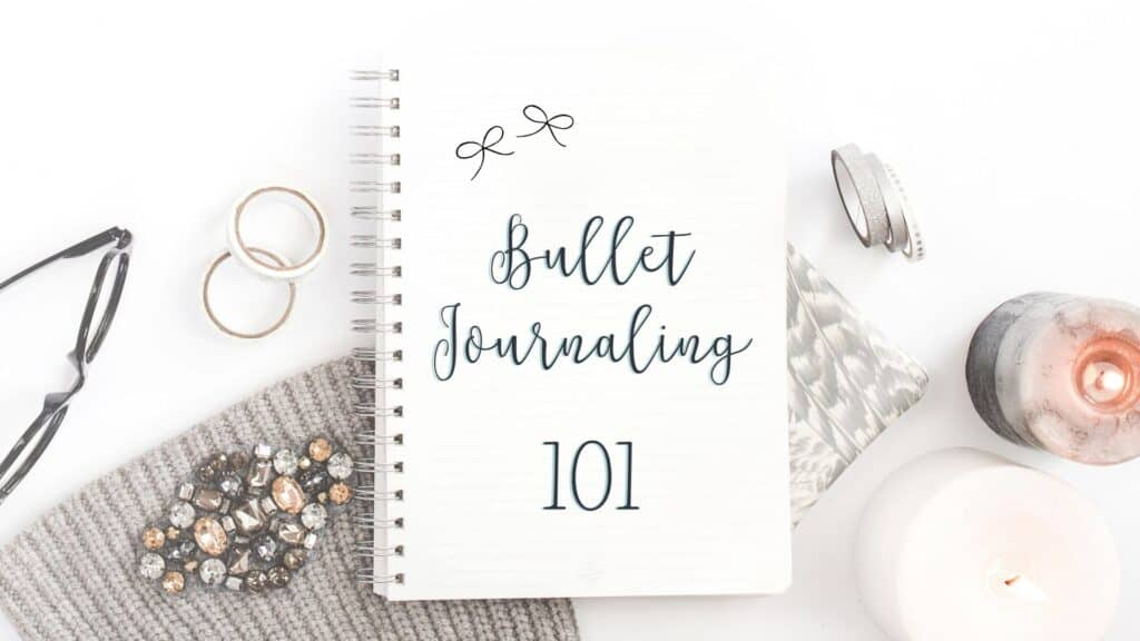 Bullet journaling for beginners - complete guide to start bujo today