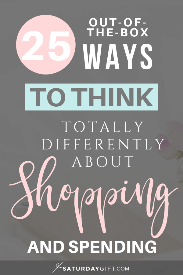 Ultimate guide to discover Balanced Shopping Habits Pinterest Image