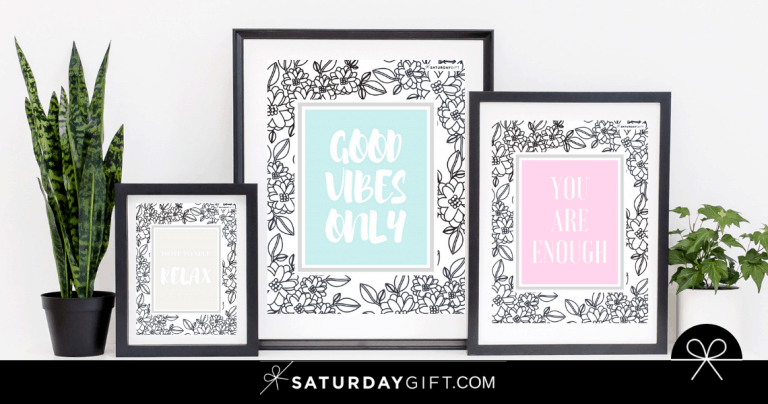 Free Coloring Printables to Relax