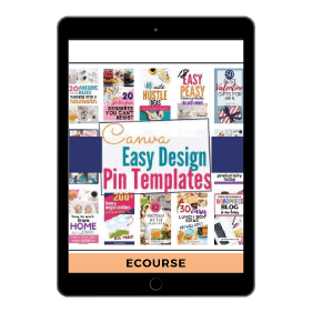 GBTK - Canva Easy Design Pin Templates