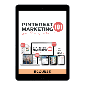 GBTK - Pinterest Marketing 101