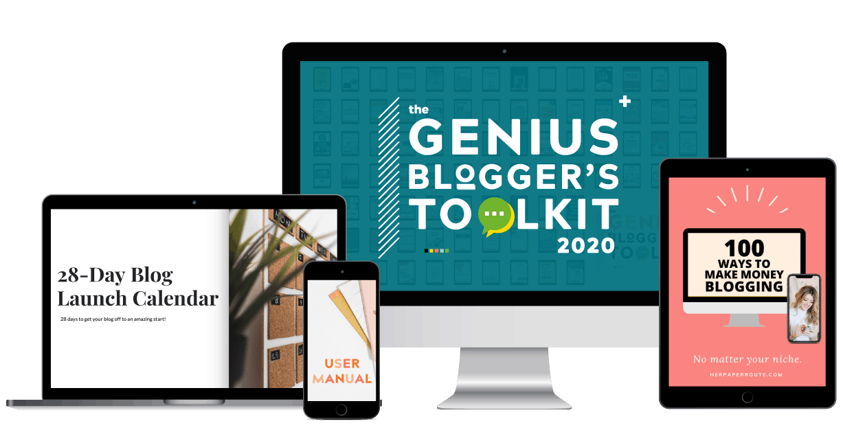 Genius Blogger's Toolkit GBTK Review