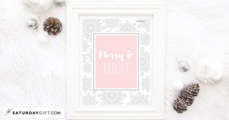 Holiday Coloring Sheets {Free Printables}