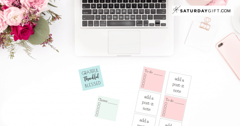 How To Print On Post-It Notes – Create Your Customized Sticky Notes