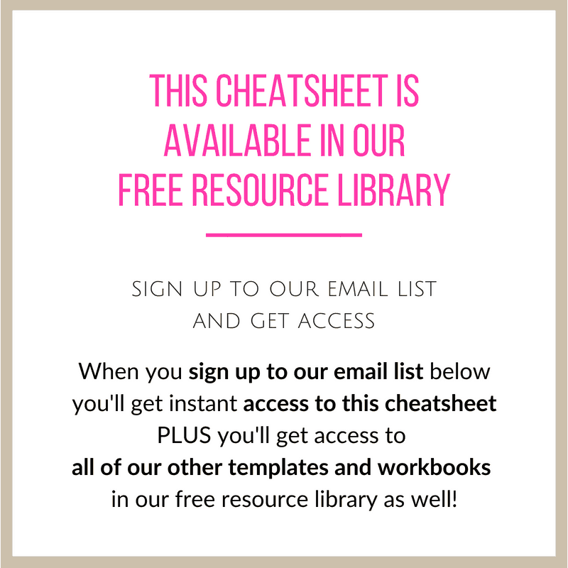 SaturdayGift Sign Up Free Resource Library #SaturdayGift