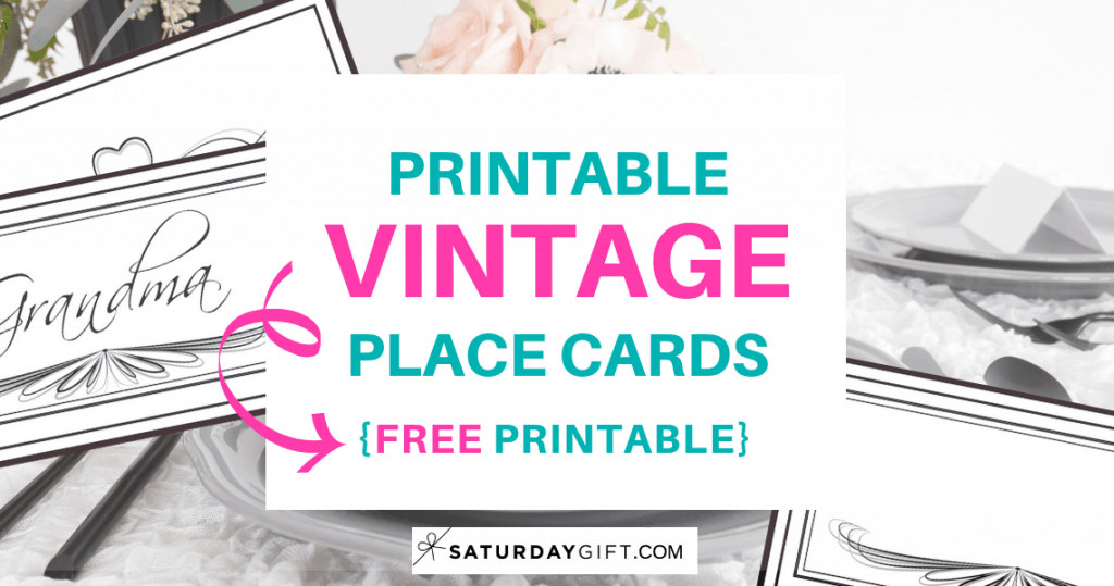 photo relating to Free Printable Vintage Images named Printable Traditional Vacation spot Playing cards Totally free Printables SaayGift