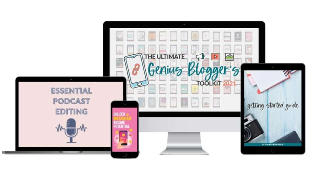 The Genius Blogger's Toolkit 2021 - My Review | SaturdayGift