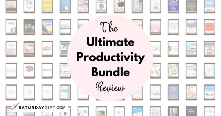 The Ultimate Productivity Bundle 2021 Review – Should You Buy It?