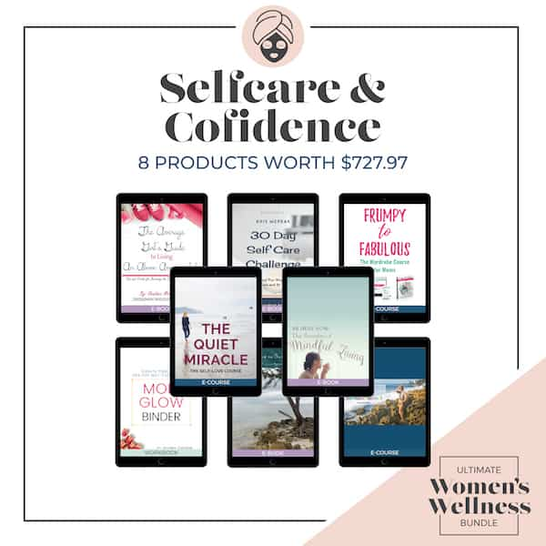 The Ultimate Women's Wellness Bundle Category Self-care & Confindence | SaturdayGift