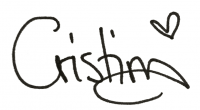 Signature Cristina | SaturdayGift